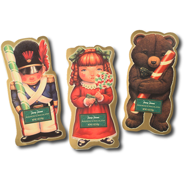 Fanny Farmer Target holiday packs - appealing to target | JOED DESIGN