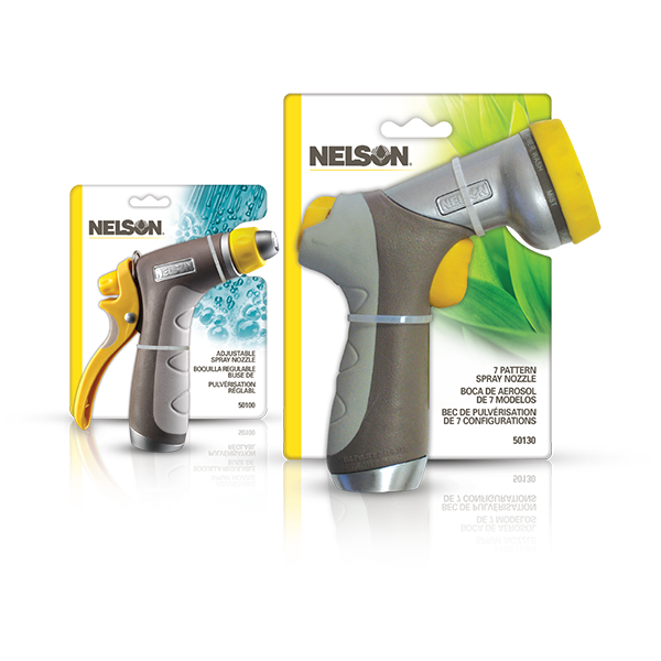 Nelson primary packaging - consumer-friendly restage | JOED DESIGN
