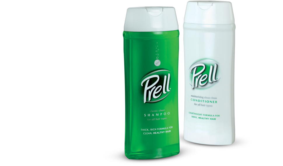 Prell primary packaging - relaunch of a classic brand | JOED DESIGN