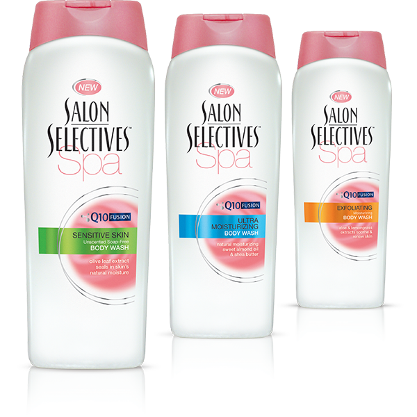 Salon Selectives primary packaging - new category extension | JOED DESIGN